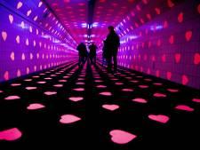 Succes Tunnel of Love smaakt naar meer feestjes in Maastunnel