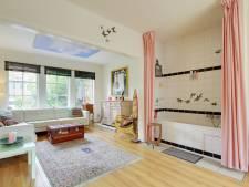 Twitter giert om huis van negen ton met bad in woonkamer