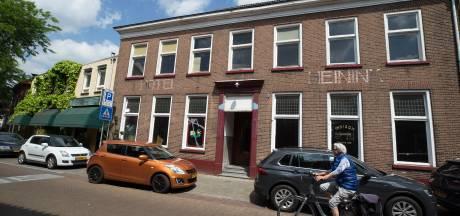 Plan voor zorgcomplex in voormalig hotel Heinink in 's-Heerenberg
