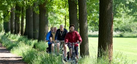 Winterswijk vierde in strijd om titel Fietsstad 2018