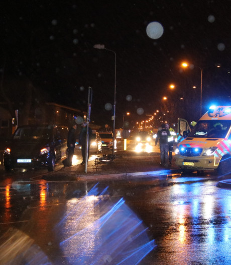 Fietser aangereden door taxi in Vlissingen
