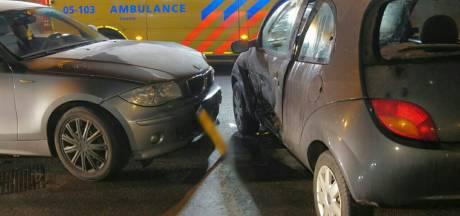 Persoon raakt gewond bij ongeval in Enschede