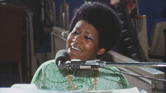 Een documentaire over de live opnames van Aretha Franklins album Amazing Grace in de New Temple Missionary Baptist Church in Los Angeles in januari 1972.