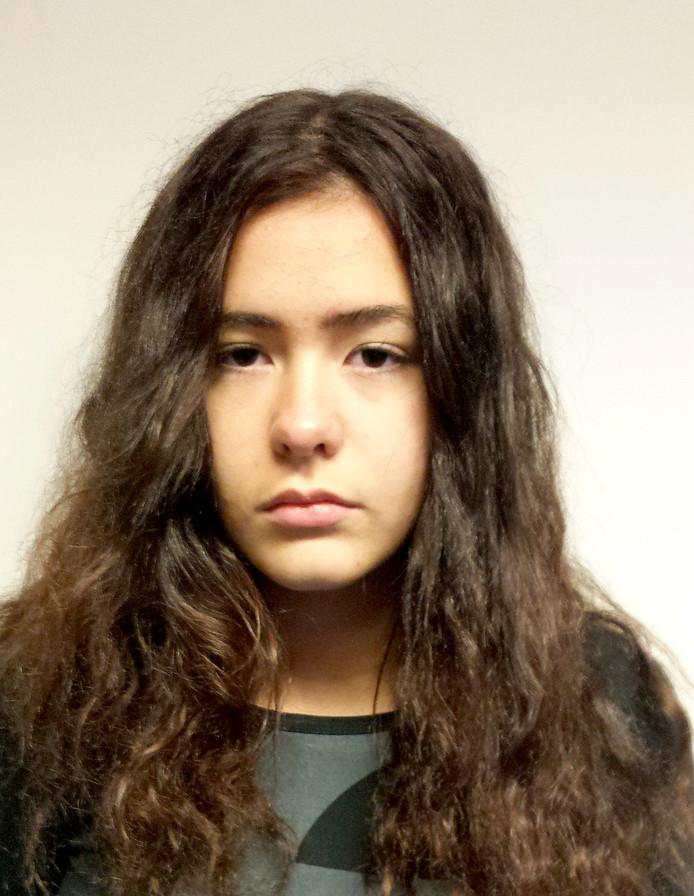 Xiana Meeuwse (15) uit Oosterhout