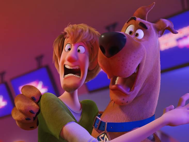 Vermakelijke onzin in opgepimpte versie van Scooby-Doo