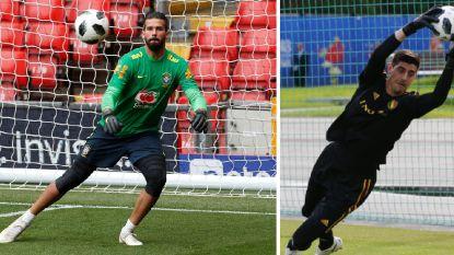 Real Madrid is rond met Braziliaan Alisson, maar informeert ook naar Thibaut Courtois