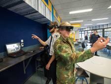 Landstede laat studenten Veiligheid leren in een virtuele wereld