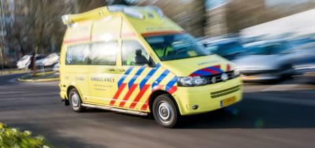 Automobilist raakt gewond bij eenzijdig ongeluk in Noordwijkerhout