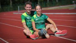 """Zeven jaar na zijn eigen diagnose loopt Stef (29) samen met vriendin één uur lang tegen kanker: """"Dat applaus aan de finish... On-ver-ge-te-lijk!"""""""