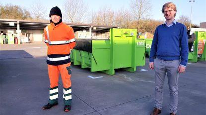 """Recyclagepark verwacht veel volk  op 7 april: """"Stel je bezoek nog even uit indien mogelijk"""""""