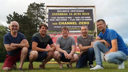 Alleen op de Hille zie je dit jaar Channel Zero