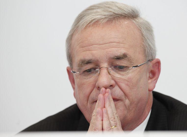 Pischetsrieders opvolger, Martin Winterkorn