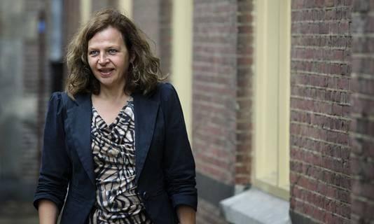 Minister Edith Schippers van Volksgezondheid.