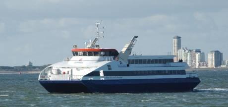 Westerschelde Ferry gaat volgend jaar vaker varen