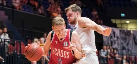 Heroes zorgt voor daverende verrassing met oefenwinst op Antwerp Giants