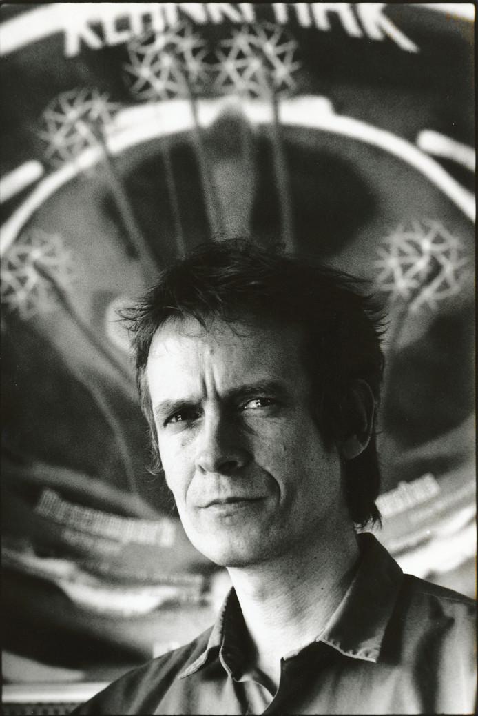 Alex Adriaansens directeur V2 kunstinstelling