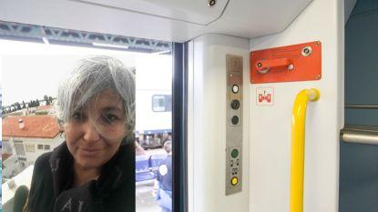 """Reizigster zit klem tussen treindeur en dreigt meegesleurd te worden: """"Ik wil reddende engel vinden die op de noodknop geduwd heeft"""""""