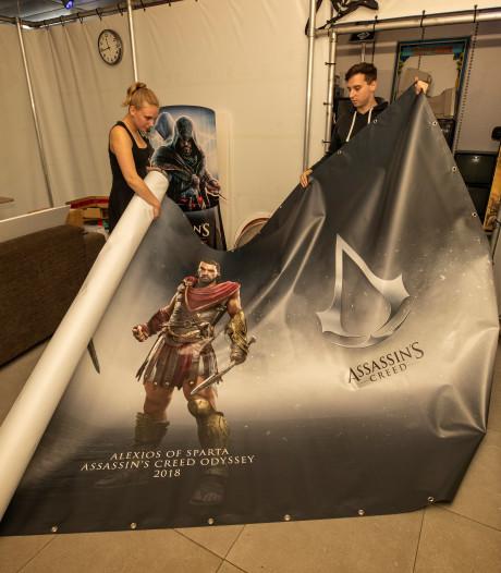 Succes van Assassin's Creed wordt gevierd in Nationaal Videogame Museum in Zoetermeer