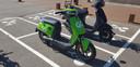 De GO Sharing-scooter