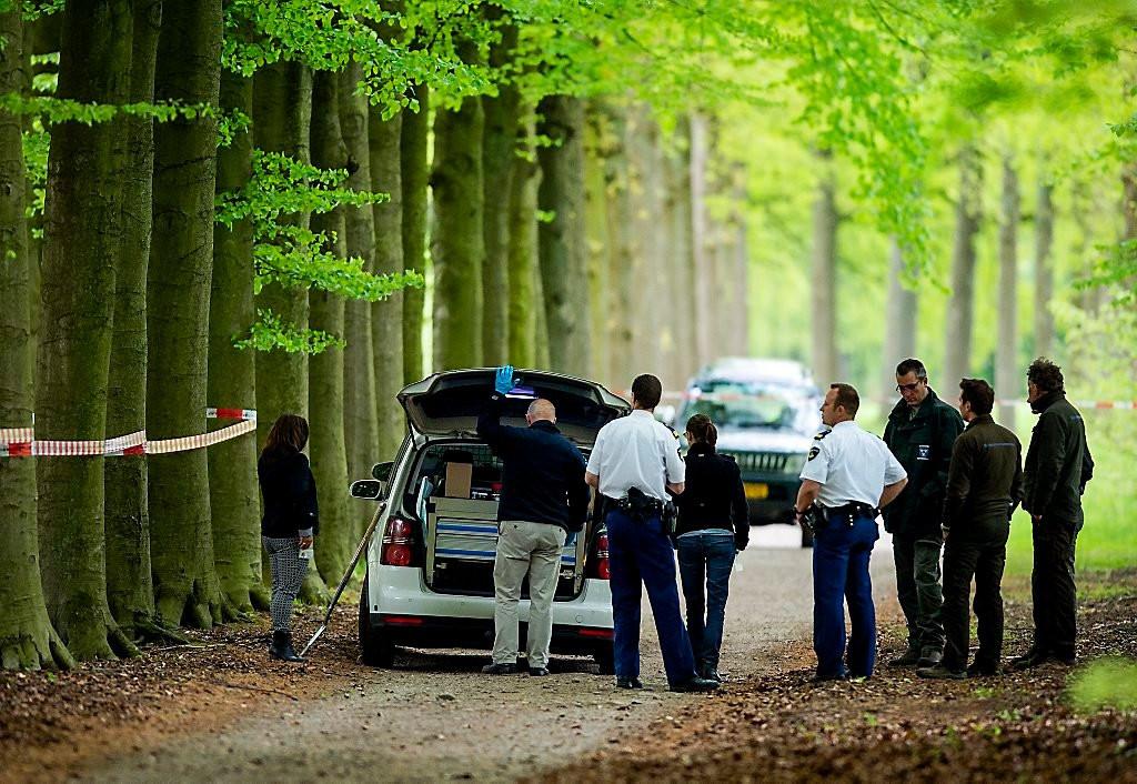 De man parkeerde zijn auto in een bos in plaats van in de nabijheid van het restaurant (archiefbeeld).