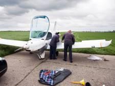 Berging neergestort vliegtuigje in Oudewater gaat niet van harte