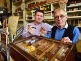 Witte rook voor oudste tabakszaak