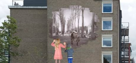 Gigantische muurschildering op De Gravenhorst: 'Het wordt een uitdaging'