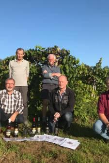 Achterhoekse wijnen vallen in Wenen massaal in de prijzen: 'Wij gebruiken geen trucjes'