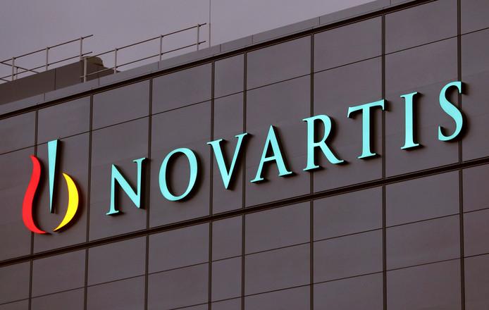 Kantoor van Novartis in het Zwitserse Stein.