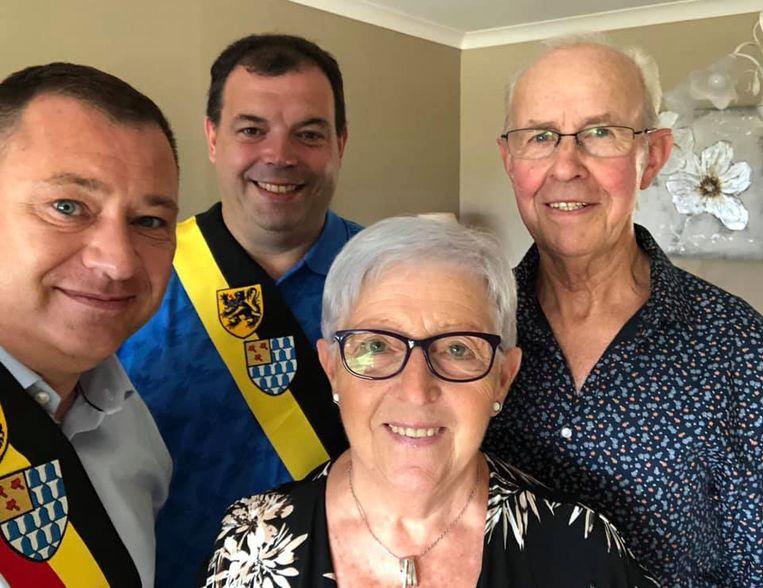 Gouden huwelijk voor familie Rutten uit Attenrode
