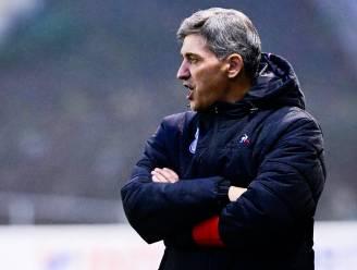"""Union-coach Mazzu: """"Hopelijk staat iedereen weer met beide voeten op de grond"""""""