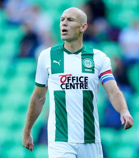 TEC krijgt Arjen Robben over de vloer
