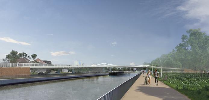 Voorontwerp nieuwe Steenbruggebrug