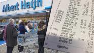 Dief laadt winkelkar voor 1.093,59 euro vol in Albert Heijn… en rekent één flesje cola aan bij zelfscan