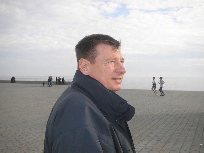 Slachtoffer Luc Dams werd 56.