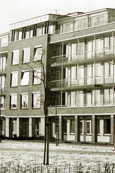 Raadplaat: Wat is dit voor appartementengebouw?