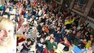 187 leerlingen Sint-Franciscusscholen steunen Rode Neuzen met filmavond