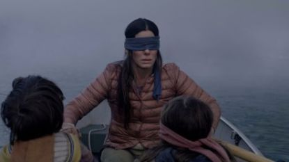 TRAILER. Netflix lanceert thriller 'Bird Box' met Sandra Bullock in de hoofdrol