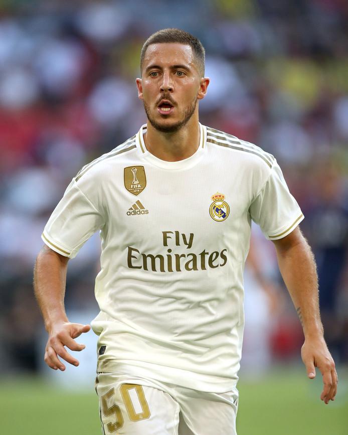 Le Real Madrid n'y arrive pas et s'est encore incliné mardi face à Tottenham lors de l'Audi Cup à Munich, un tournoi amical. Hazard, à l'origine du but anglais, n'a été que l'ombre de lui-même. Peu inspiré, apparemment toujours en surpoids de plusieurs kilos, l'international belge n'a pas su trouver les accélérations dont il a le secret.