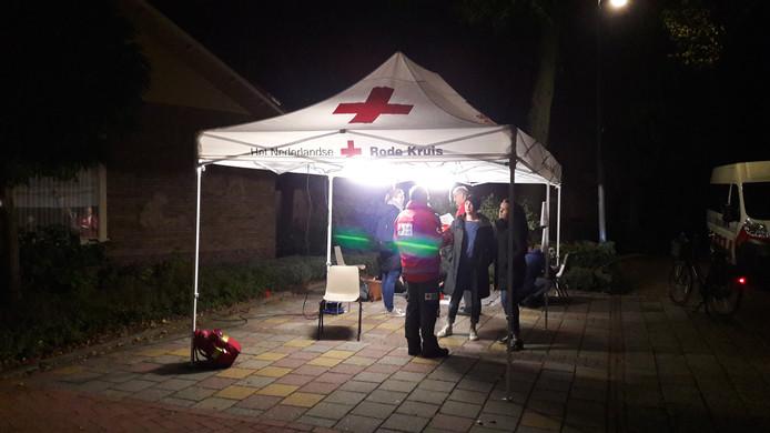 Het Rode Kruis Bommelerwaard werkt mee aan de Real Game Veiligheid.