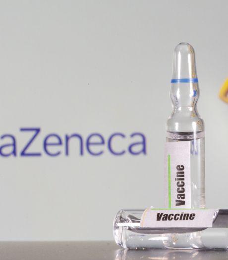 """Le vaccin AstraZeneca/Oxford entraîne une """"réponse immunitaire encourageante"""""""