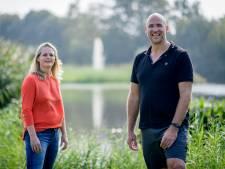 Raymond Niemeyer uit Borne wandelt voor 'inspiratie-app': 'Jongeren verdienen het om te shinen'