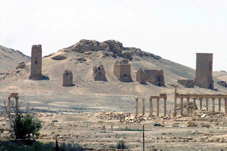 Palmyra. Beeld AP