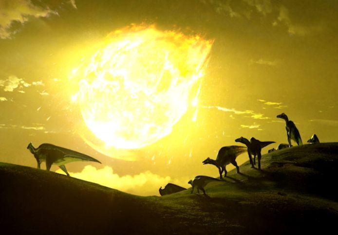 """L'astéroïde fatal a heurté la Terre avec l'angle """"le plus mortel qui soit"""""""