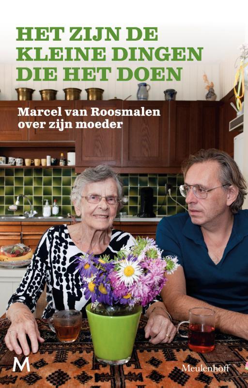 Van Roosmalen met zijn moeder Paula.