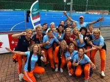Enschedese Jacqueline van der Lek-Rohof (56) pakt brons op EK Hockey voor veteranen