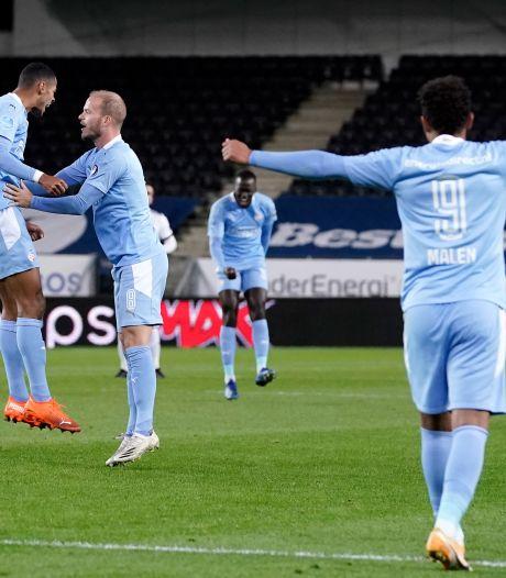 LIVE | Gakpo maakt bevrijdende tweede PSV-treffer en lijkt Eindhovenaren naar Europa League te schieten