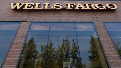 Groot banenverlies bij Amerikaanse bank Wells Fargo