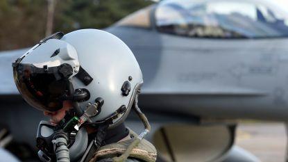 Kamercommissie stemt in met inzet Belgische F-16's boven Irak en Syrië