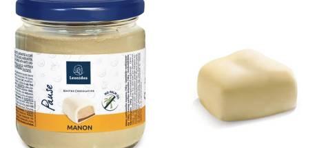 Leonidas vend une nouvelle pâte à tartiner aux pralines Manon